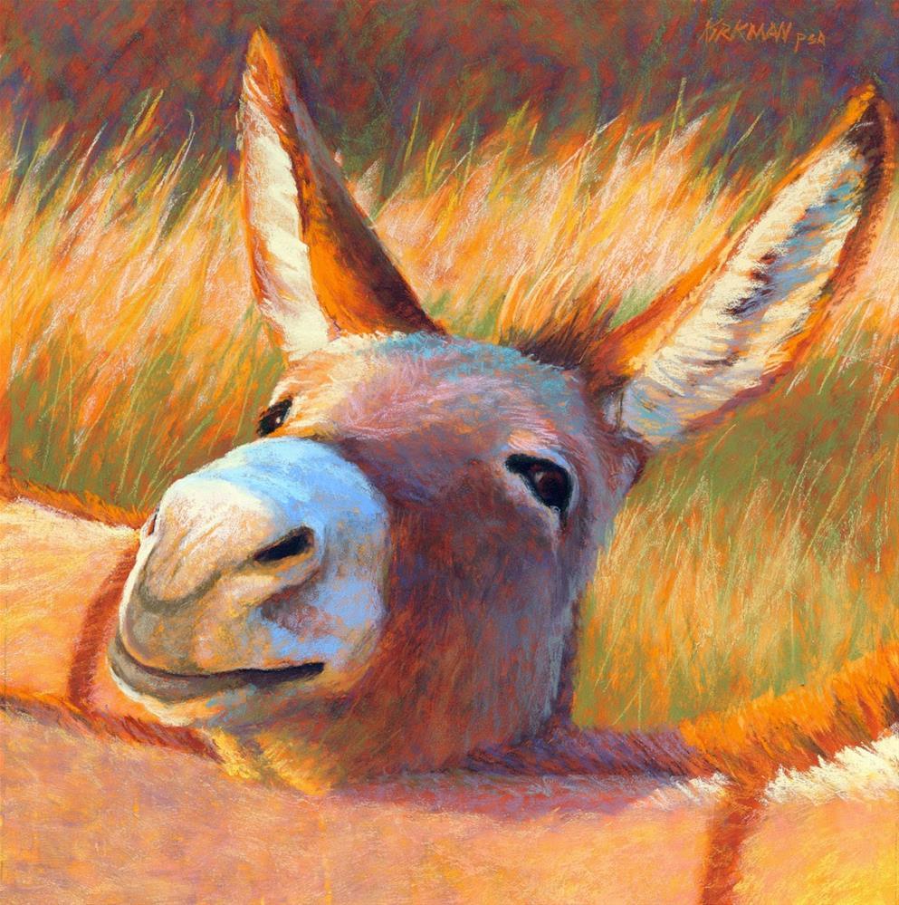 """I Got Y'r Back!"" original fine art by Rita Kirkman"