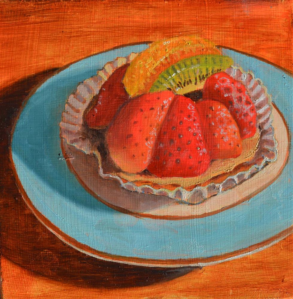 """Sweet Tart"" original fine art by Robert Frankis"