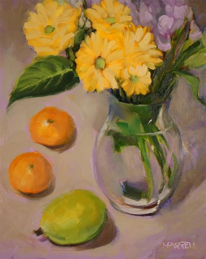 """Simple Gifts"" original fine art by Sue Harrell"