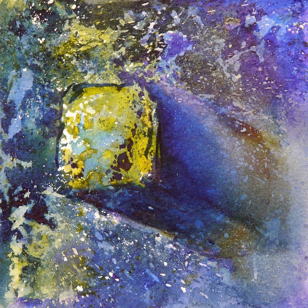 """rusty_4"" original fine art by Beata Musial-Tomaszewska"