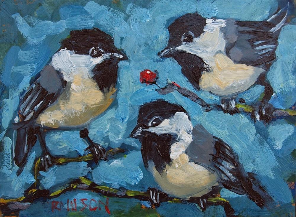 """""""Choices"""" original fine art by Rick Nilson"""