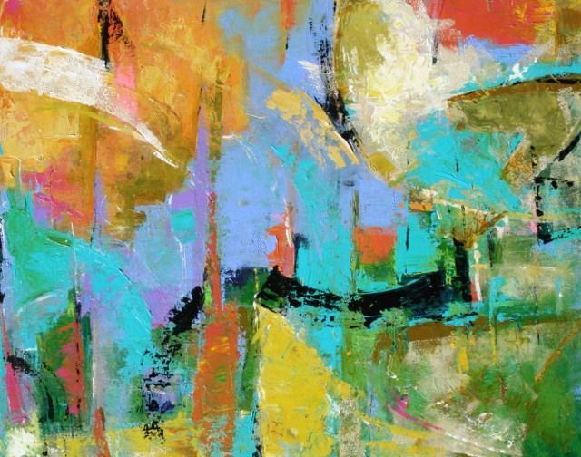 """Vim"" original fine art by Elizabeth Chapman"