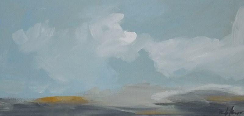 """Serene"" original fine art by Pamela Munger"