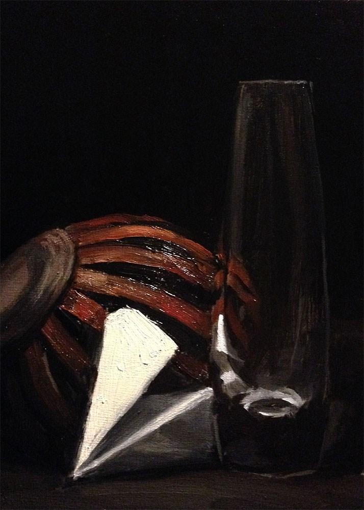 """Knick Knacks and Memories"" original fine art by Chris Beaven"