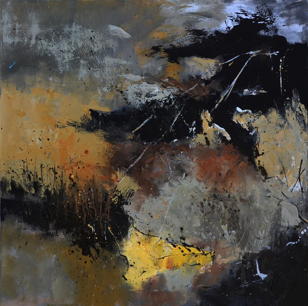 """abstract 776190."" original fine art by Pol Ledent"