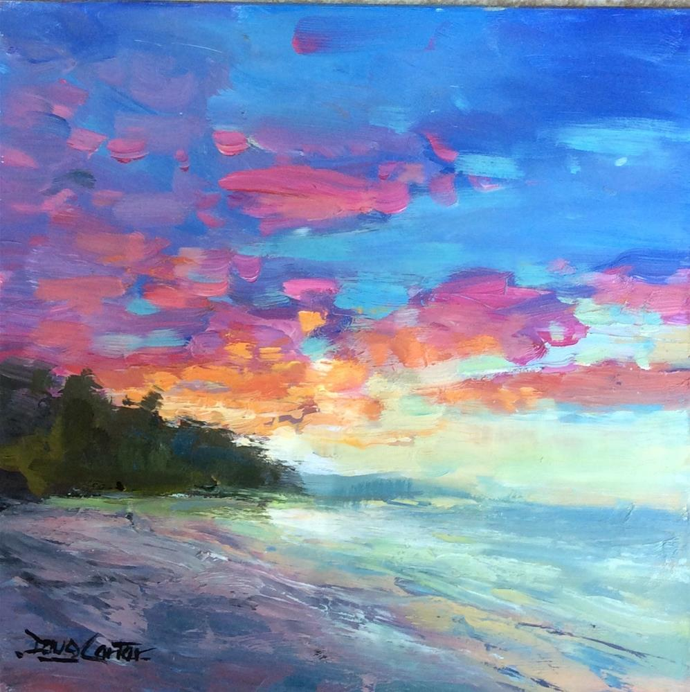 """Early Light"" original fine art by Doug Carter"