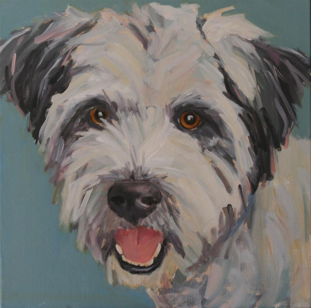"""Bella"" original fine art by Carol Carmichael"