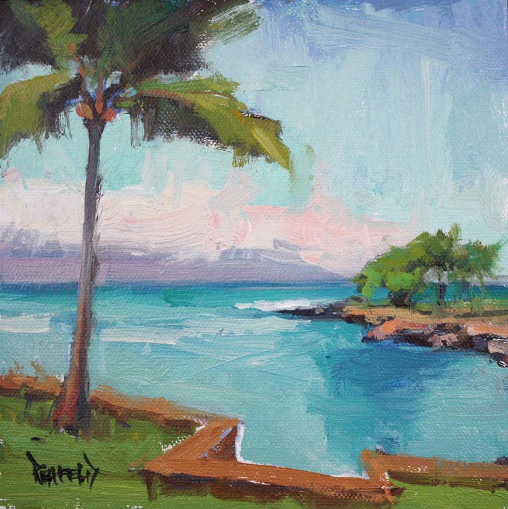 """Colors of Hawaii"" original fine art by Cathleen Rehfeld"