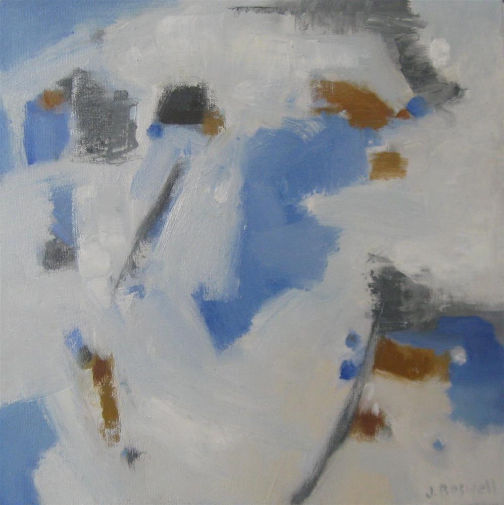 """Skyfall#1"" original fine art by Jennifer Boswell"
