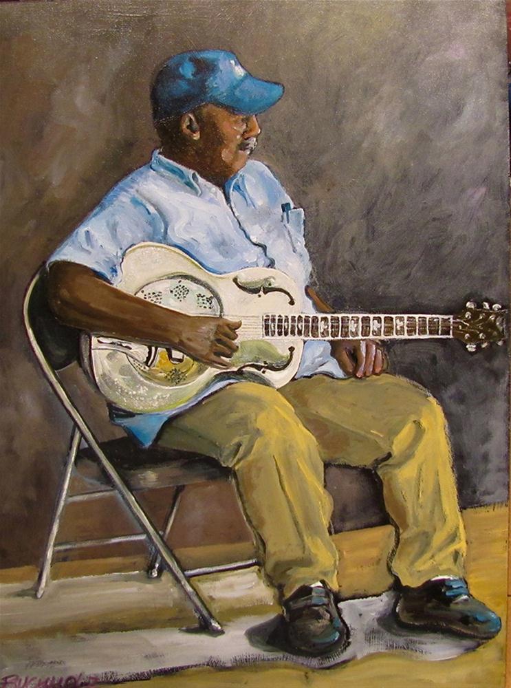 """Idle Time"" original fine art by Terri Buchholz"