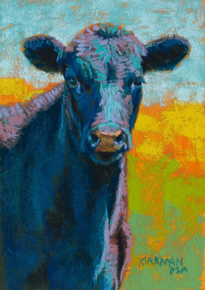 """Cleo"" original fine art by Rita Kirkman"