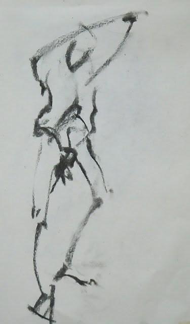 """""""20Jun-7"""" original fine art by Mitsuru Cope"""