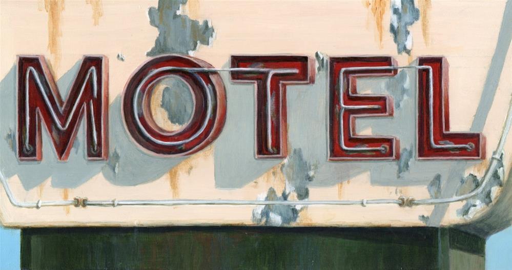 """""""Roadside"""" original fine art by Debbie Shirley"""