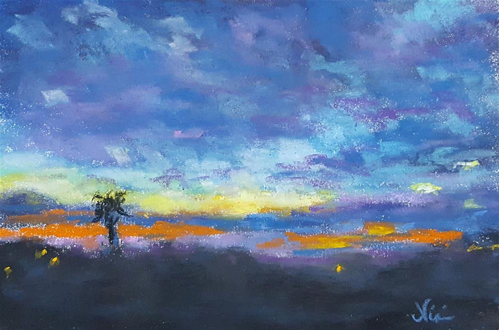 """After the Storm"" original fine art by Niki Hilsabeck"
