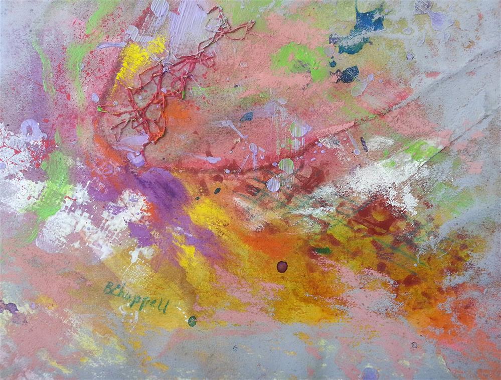 """""""Sweet Spot"""" original fine art by Becky Chappell"""