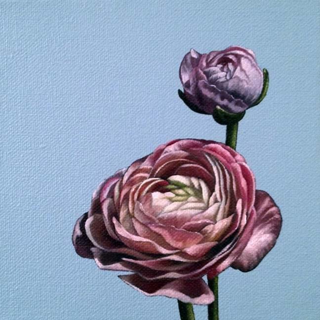"""Pretty Things III"" original fine art by Jelaine Faunce"