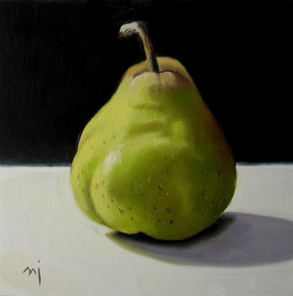 """Queen of Lumps"" original fine art by Nel Jansen"