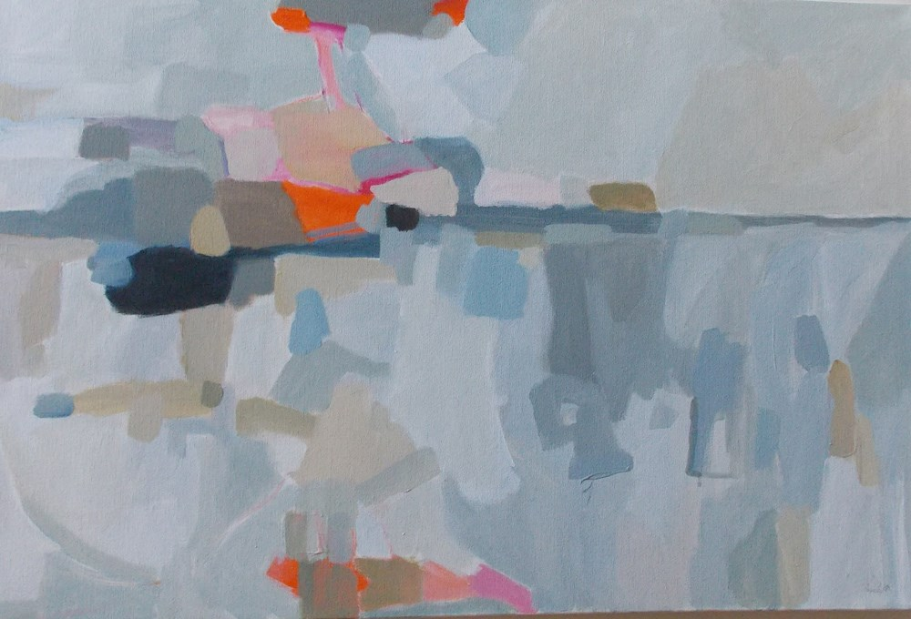 """Outlying"" original fine art by Pamela Munger"