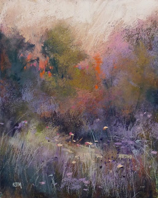 """""""Great Advice for Overcoming a Frustrating Painting Experience"""" original fine art by Karen Margulis"""