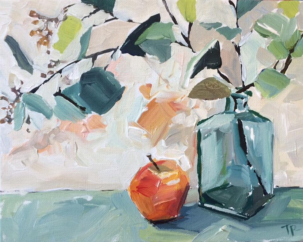 """Teaching Still Lifes"" original fine art by Teddi Parker"