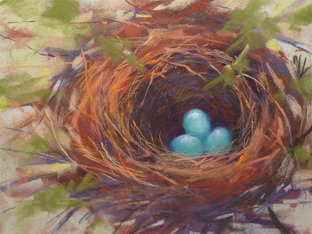 """Spring Studio Event ...Paintings need a home!"" original fine art by Karen Margulis"