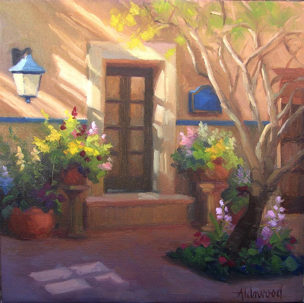 """Rays of Light"" original fine art by Sherri Aldawood"