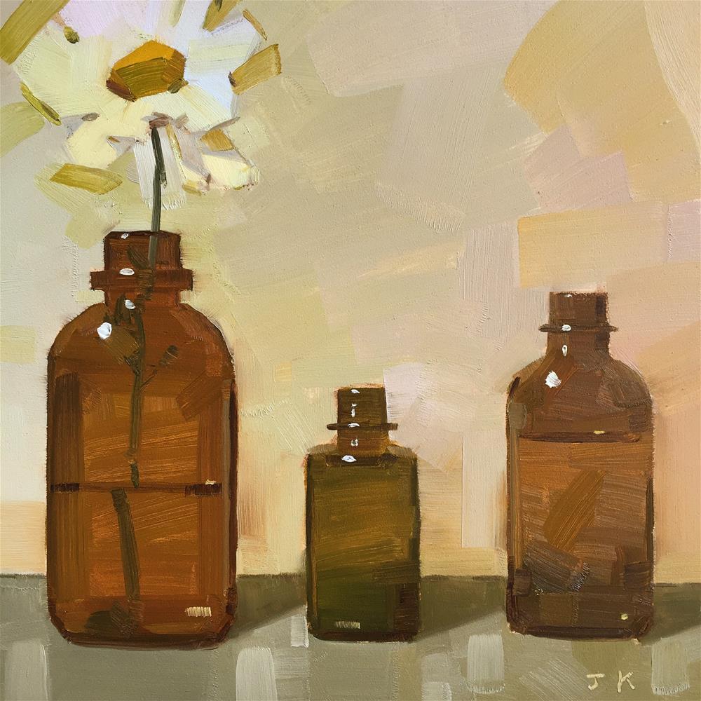"""Siesta"" original fine art by Jiyoung Kim"