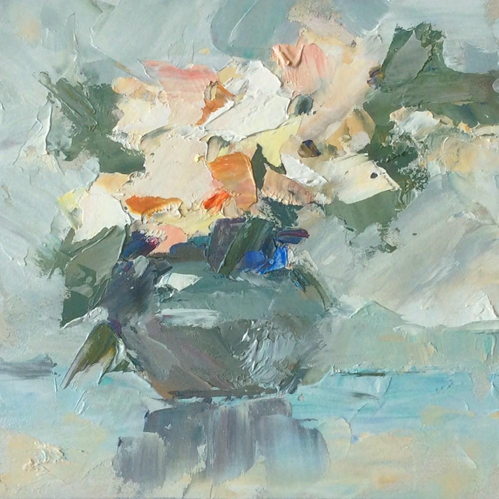 """COLOR AND LIGHT"" original fine art by Tom Brown"