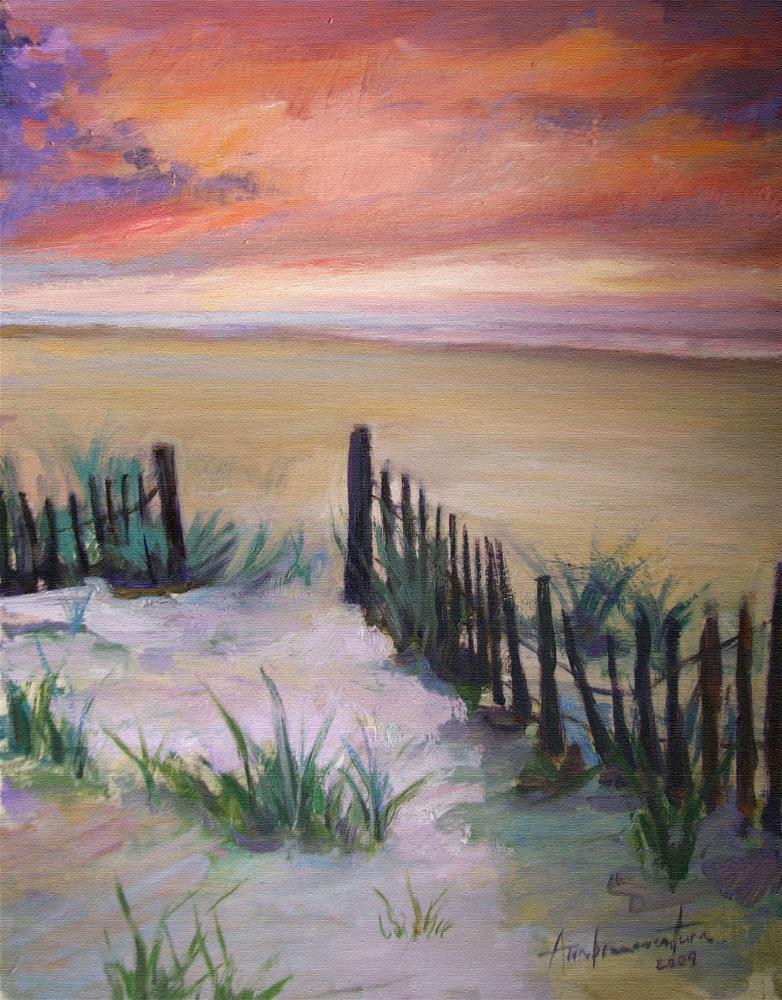 """Sweet Isolation"" original fine art by Ann Buenaventura"