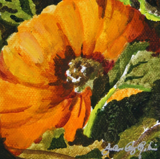 """""""Ready for my Close-Up"""" original fine art by JoAnne Perez Robinson"""