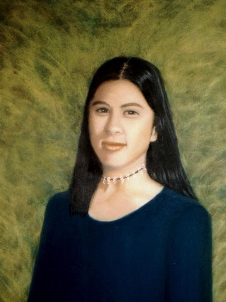 """Stephanie"" original fine art by John Marcum"