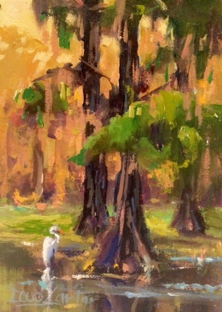 """""""STILL"""" original fine art by Doug Carter"""