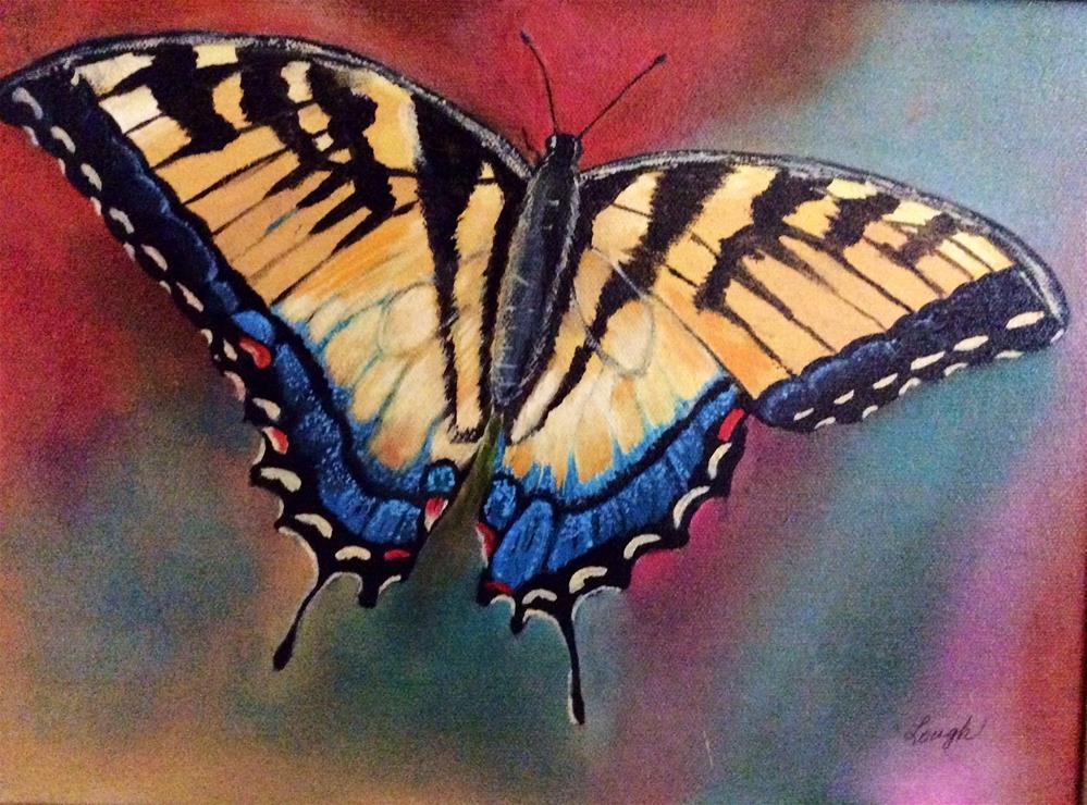 """Jewel Tones"" original fine art by Charlotte Lough"