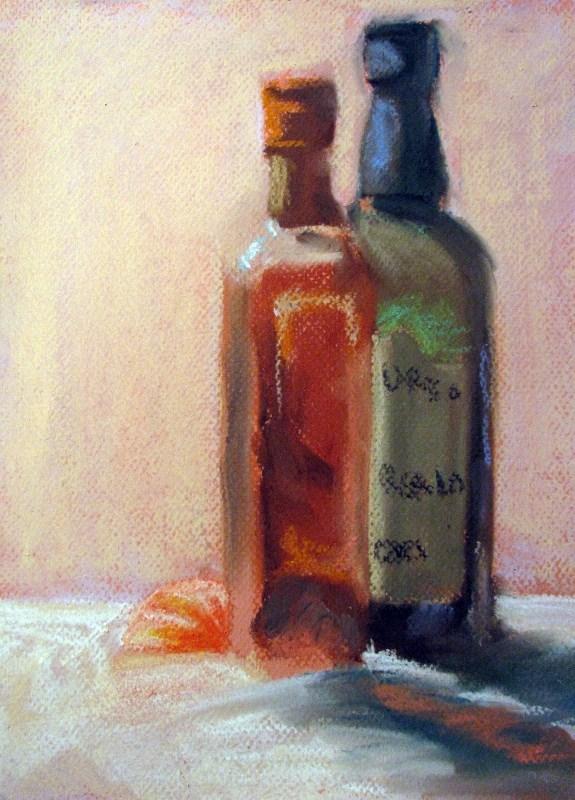"""Untitled"" original fine art by Lori Jacobs - Farist"