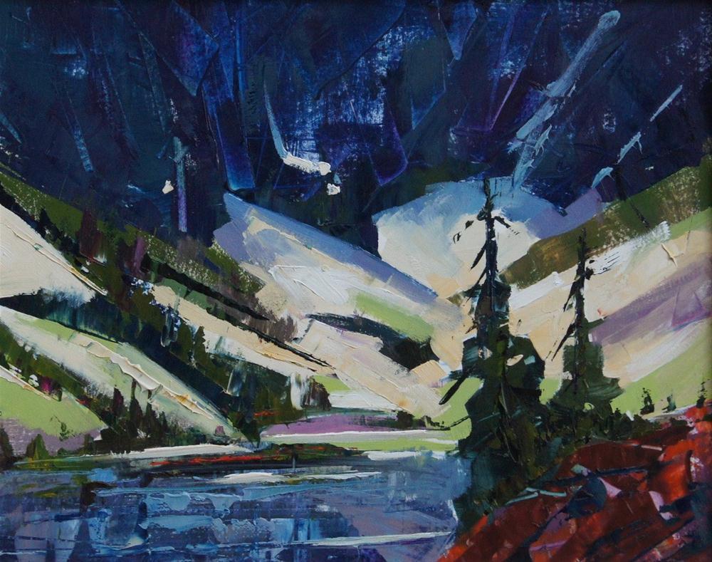 """Century Sam"" original fine art by Brian Buckrell"