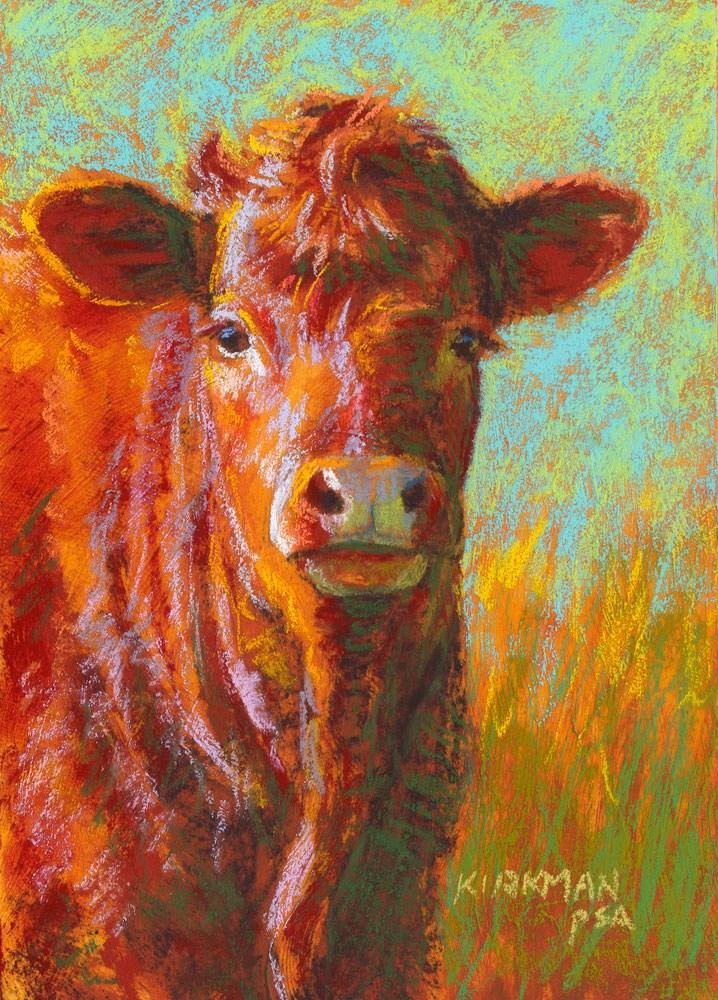 """Rootbeer"" original fine art by Rita Kirkman"