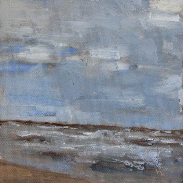 """Serenity"" original fine art by Heather Lehmberg"