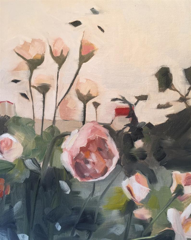 """""""359 Depth of Field"""" original fine art by Jenny Doh"""