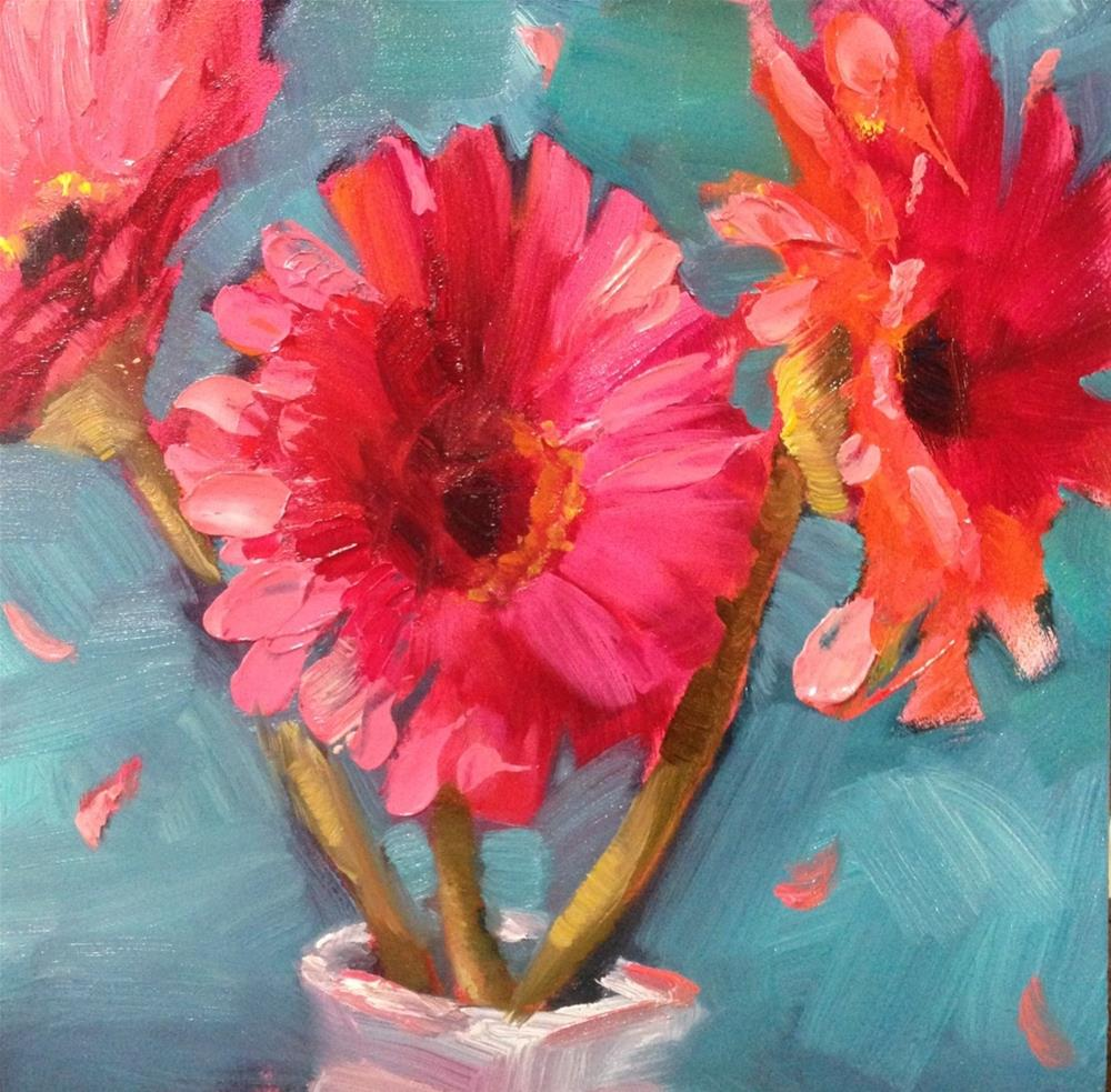 """In you is gladness"" original fine art by Krista Eaton"