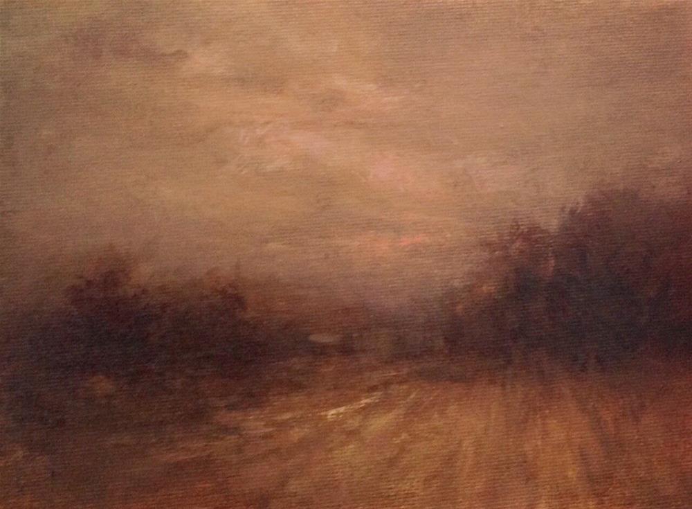 """Field"" original fine art by Dj Laurienzo"