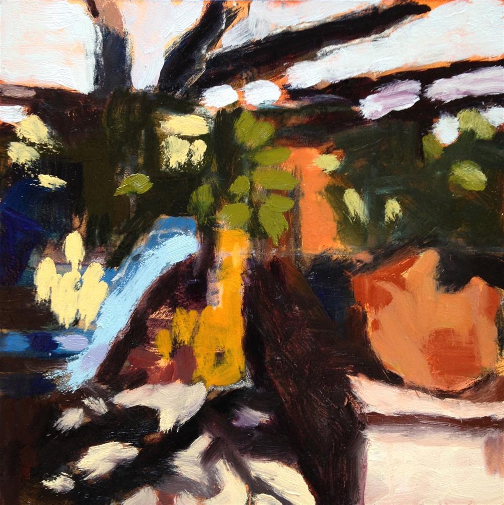 """Essential Elements"" original fine art by Pamela Hoffmeister"