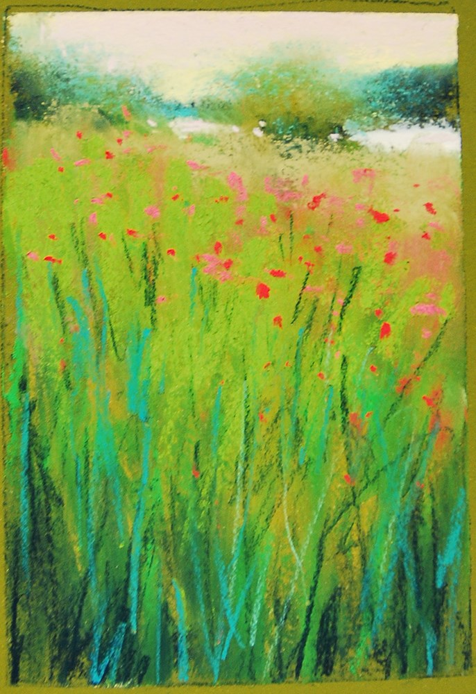"""Eternal Summer"" original fine art by Marla Baggetta"