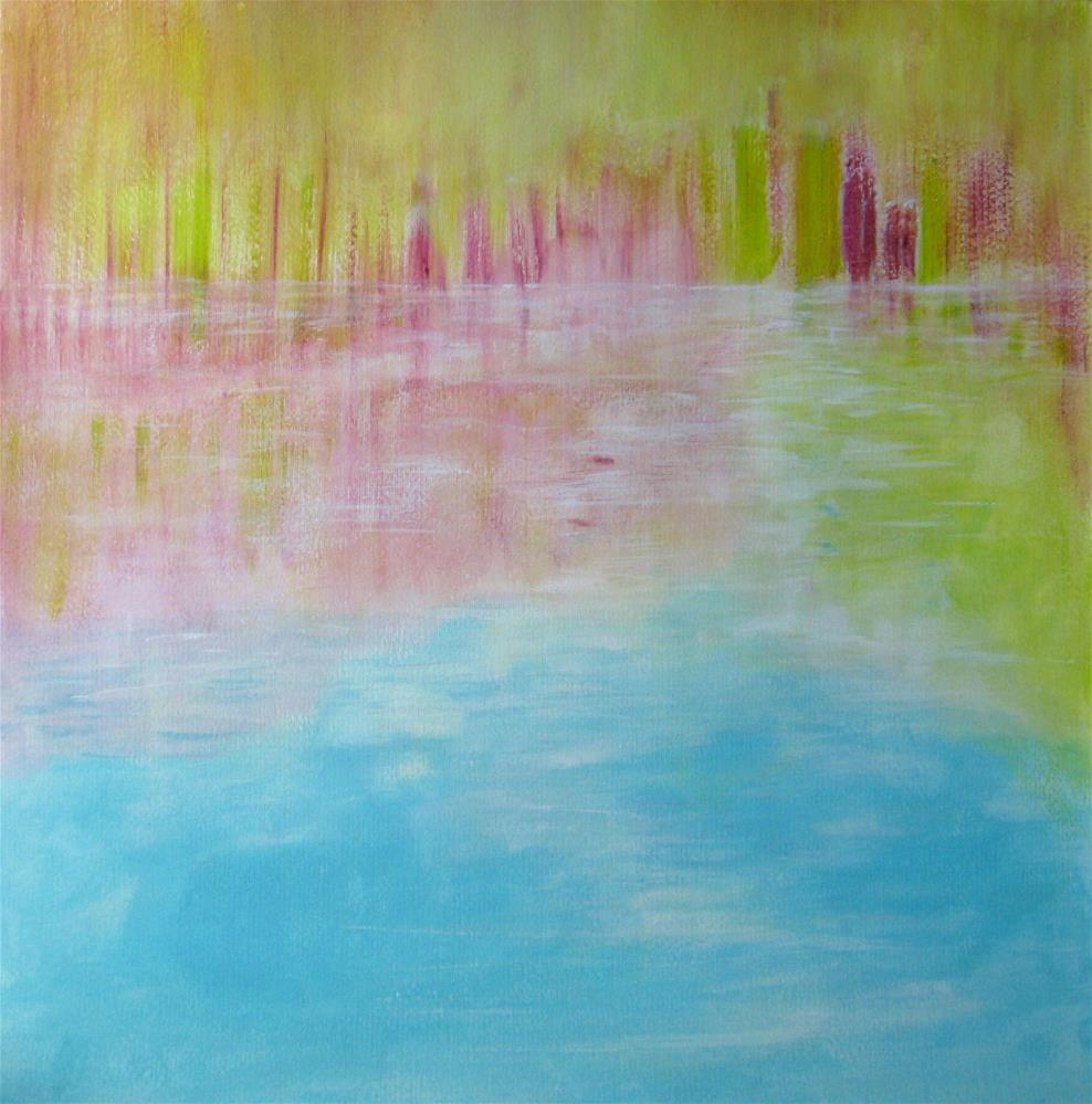 """Flooded"" original fine art by Alina Frent"