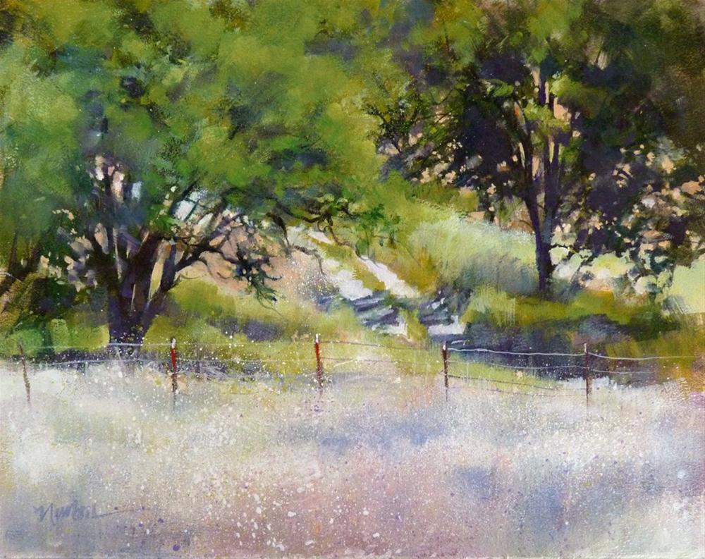 """""""Oil Color Study 6"""" original fine art by Barbara Benedetti Newton"""