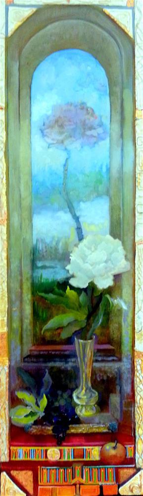 """Untitled"" original fine art by Deirdre McCullough Grunwald"
