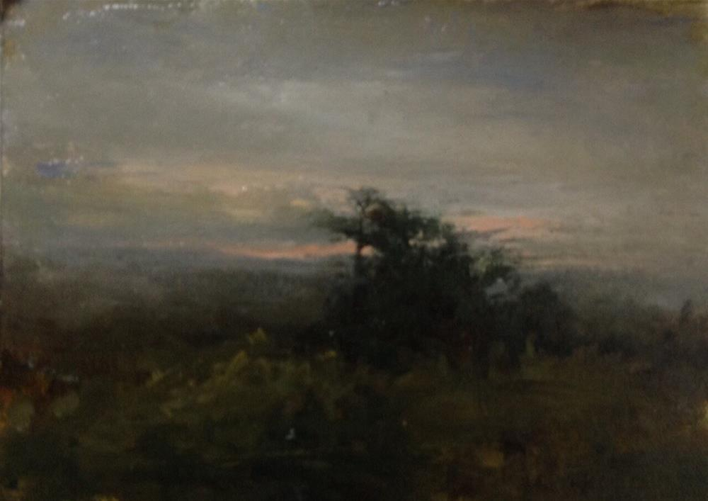 """Pines"" original fine art by Dj Laurienzo"
