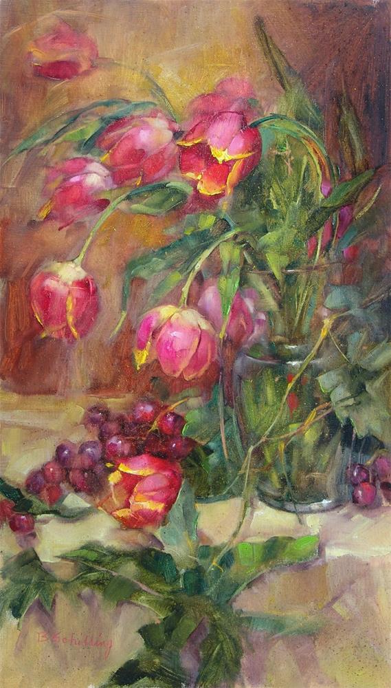 """Triumphs"" original fine art by Barbara Schilling"