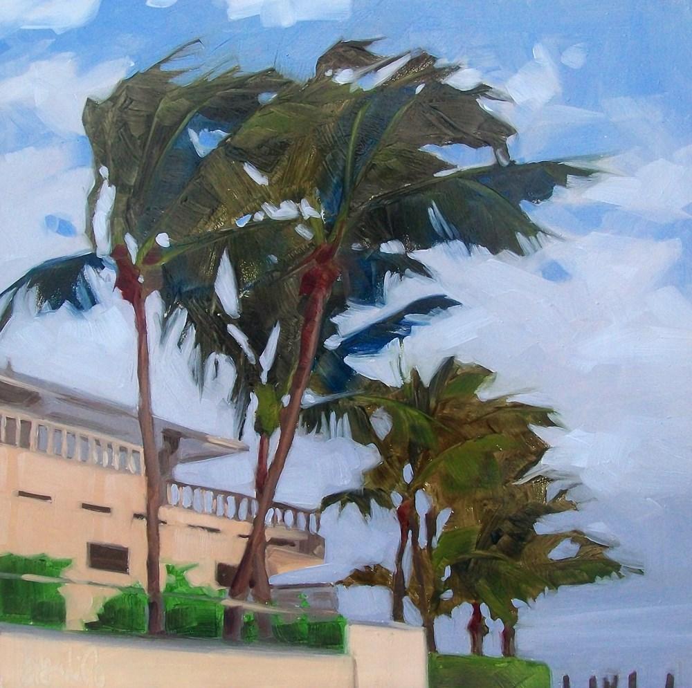"""Warm breezes"" original fine art by Brandi Bowman"