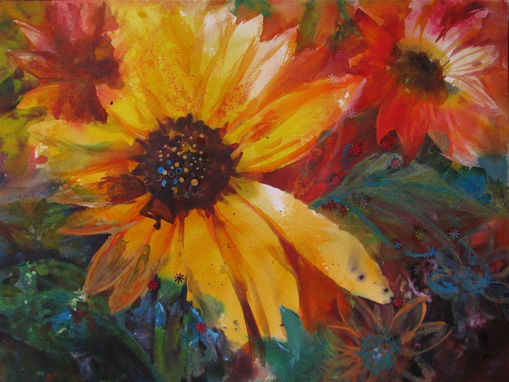 """Tango"" original fine art by Melissa Gannon"