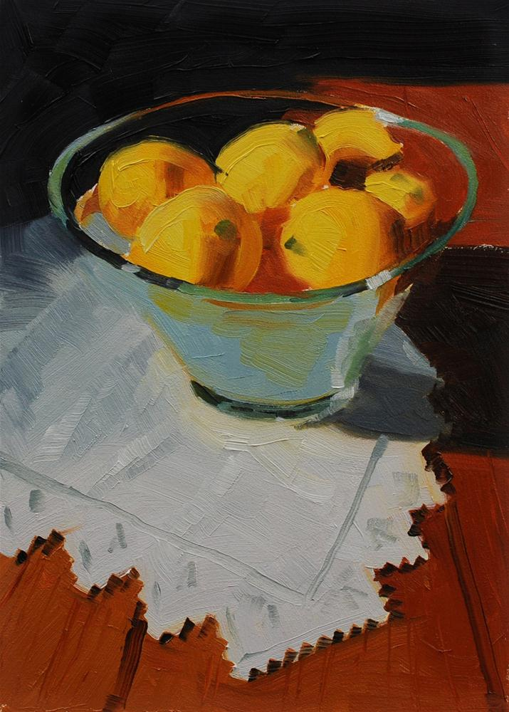 """""""Karen's Place #2"""" original fine art by Susan McManamen"""